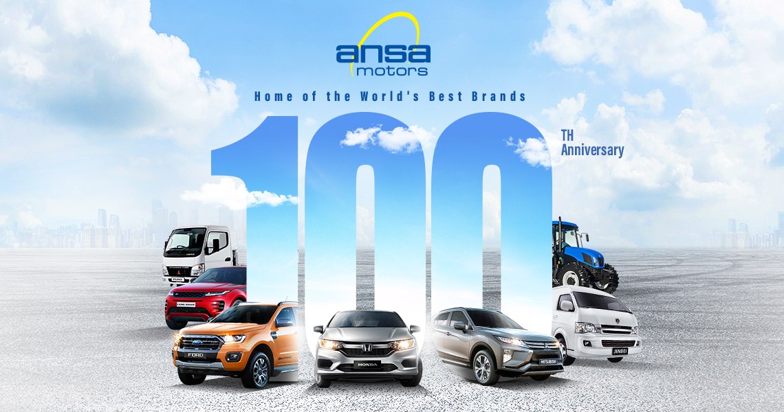 ANSA Motors celebrate 100 Years