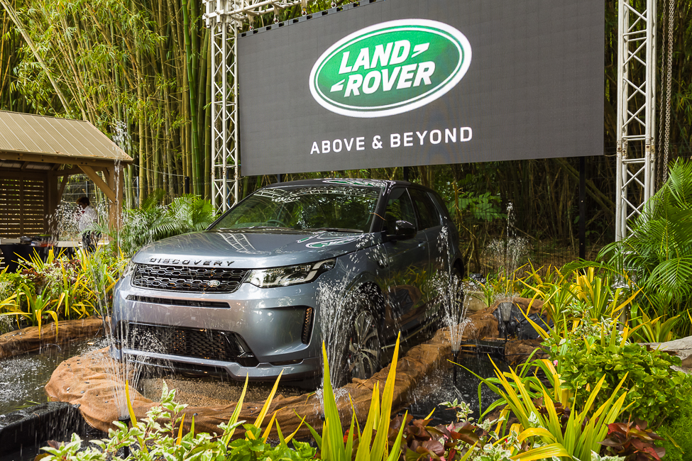 All-New Discovery Sport