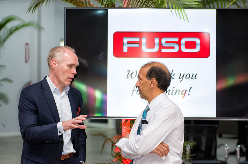 Fuso New Model Design launch